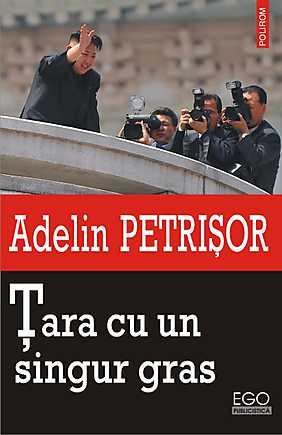 Țara cu un singur gras, Adelin Petrișor și lecturile lui preferate