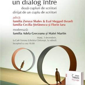Soţ şi soţie: trei cupluri de scriitori în dialog
