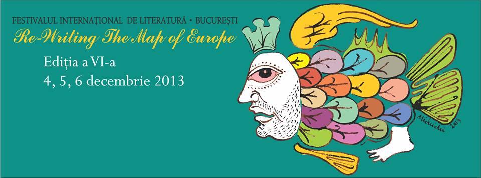 AMR pentru cea de-a VI-a ediție a Festivalului Internațional de Literatură de la București (FILB)