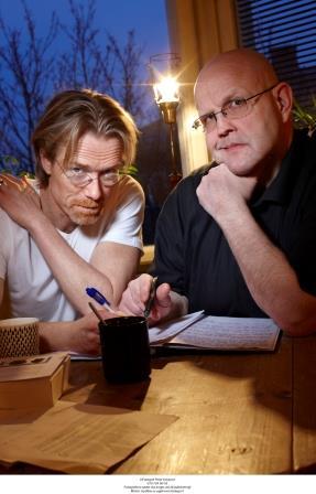 """Roslund & Hellström: """"Probabil că e vreun nebun pe lumea asta care crede că scriem despre el"""""""