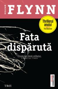 Fata dispărută, de Gillian Flynn: UK's National Book Award for International Author