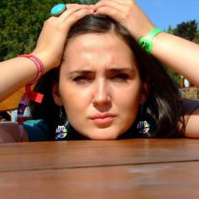 """Lavinia Bălulescu: """"Eu scriu la mine-n cap"""""""
