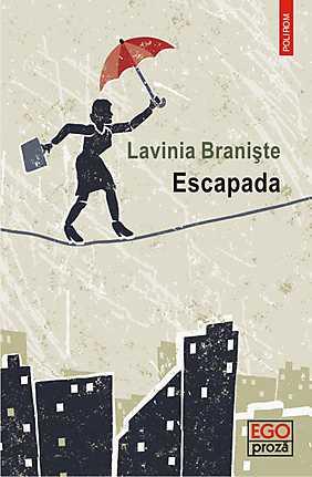 "Lavinia Branişte citeşte din volumul ""Escapada"" la Bastilia"