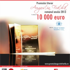 """Uniunea Editorilor din România organizează  ediţia a III-a a Premiului literar """"Augustin Frăţilă"""""""