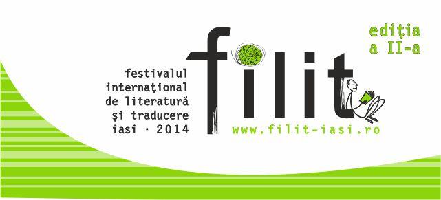 FILIT 2014: la crème de la crème din literatura națională și mondială