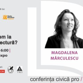 Dezbatere inedită la Gaudeamus - Editorul Magdalena Mărculescu vs. scriitorul Florin Iaru alături de doi elevi