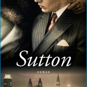 Sutton: O carte e singura scăpare din această lume căzută...în afară de moarte