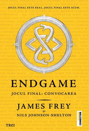 Citeşte cartea. Descifrează enigma. Jocul Final a început!