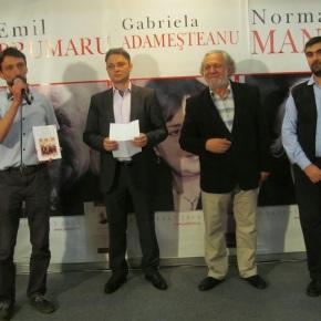 """Adrian Șerban: """"Fiecare carte are individualitatea ei, fiecare îţi cere să te raportezi altfel la ea"""""""