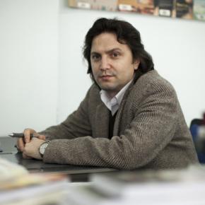 """Radu Răileanu: """"O coperta de carte este înainte de toate un ambalaj special pentru un produs special"""""""