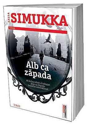 Al doilea volum al trilogiei Albă-ca-Zăpada, besteller internaţional