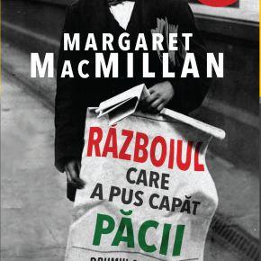 Doi istorici într-un dialog pasionant despre Primul Război Mondial:  Margaret MacMillan vs. Lucian Boia