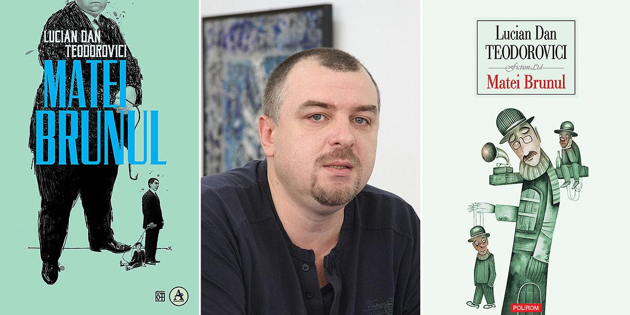 Lucian Dan Teodorovici, nominalizat la Premiul Literar al Europei Centrale Angelus