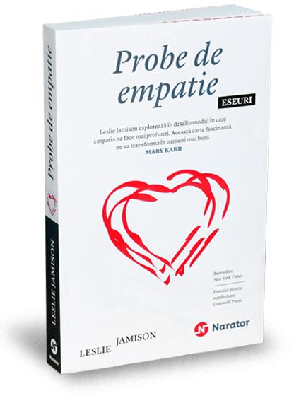 O carte despre nevoia de a simți