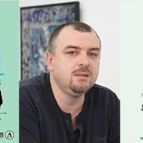 Premiul special al cititorilor pentru Lucian Dan Teodorovici la ANGELUS 2015