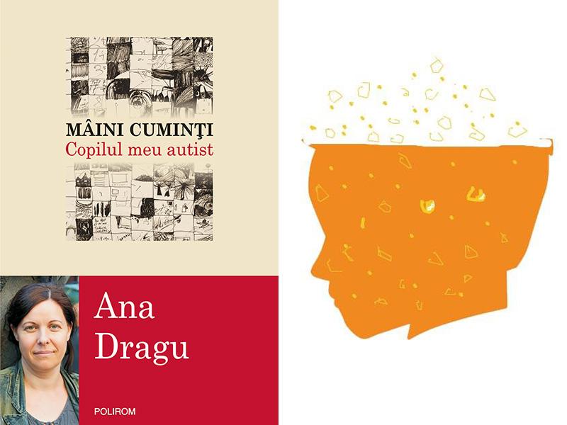"""Avanpremiera spectacolului """"Refracţie"""", bazat pe volumul """"Mîini cuminţi"""" de Ana Dragu"""