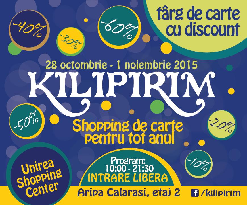 O nouă ediție KILIPIRIM