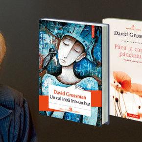 Scriitorul israelian David GROSSMAN la București