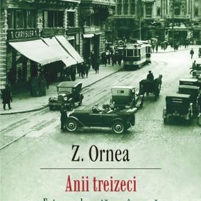 """""""Anii treizeci. Extrema dreaptă românească"""", un studiu demitizant al interbelicului românesc"""