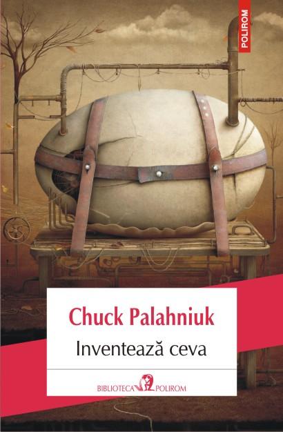 Chuck Palahniuk inventează ceva, din nou