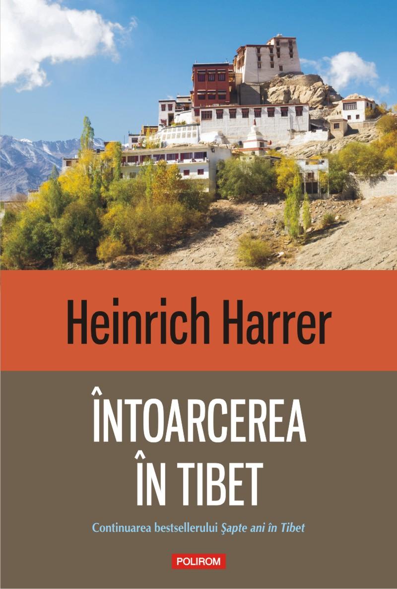 Harrer și iubirea sa de-o viață, Tibet