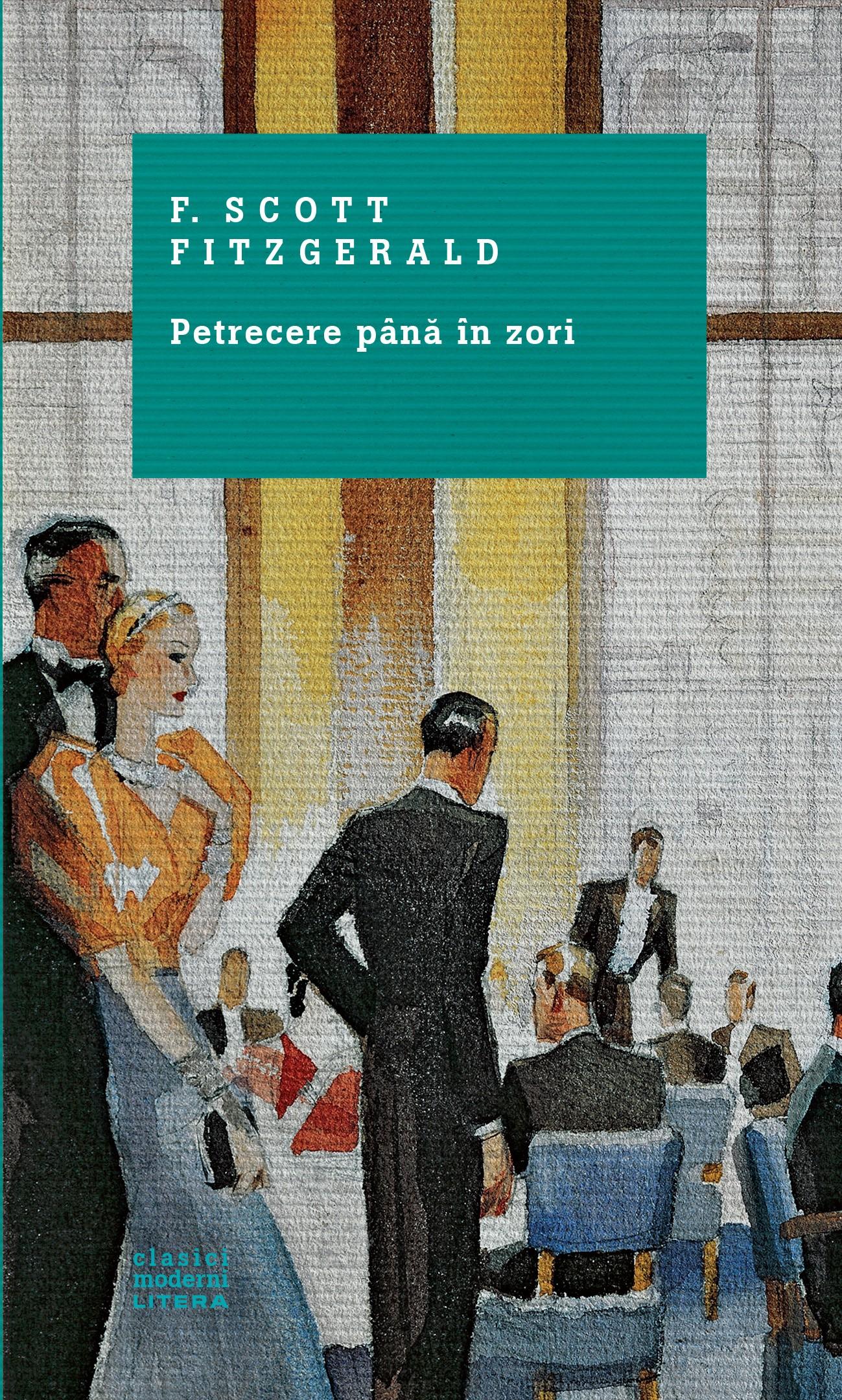Ultimul volum de povestiri al lui F. Scott Fitzgerald