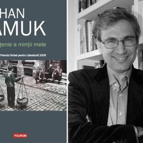O ciudățenie a minții mele: Pamuk!