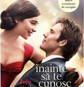 """Cartea filmului """"Înainte să te cunosc"""", acum la Litera"""