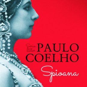 """Paulo Coelho lansează """"Spioana"""", un roman fabulos despre Mata Hari"""