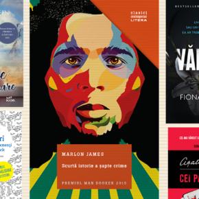 Bestsellerurile momentului, colecții noi,cărți premiate:Litera de la Gaudeamus 2016