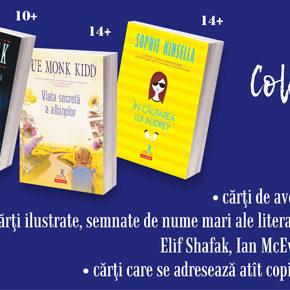 O nouă colecție la Editura Polirom: Junior