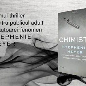 Primul thriller pentru publicul adult al autoarei-fenomen Stephenie Meyer