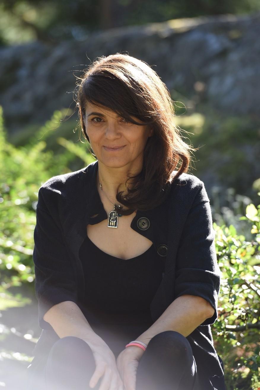"""Svetlana Cârstean la Festivalul Internațional de Poezie """"Shaar"""""""