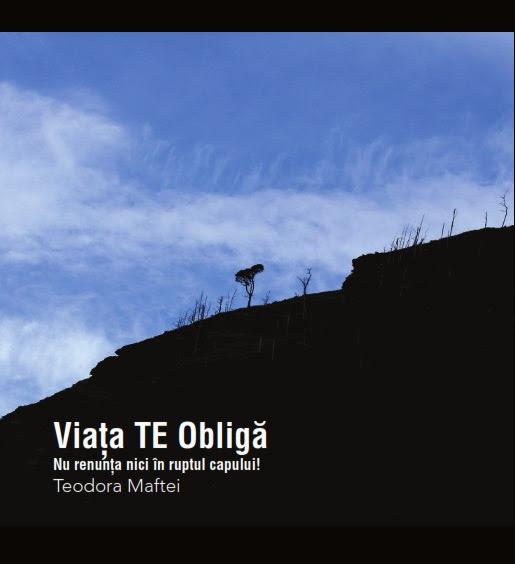 """Albumul """"Viața TE Obligă. Nu renunța nici în ruptul capului!"""" este despre noi toți"""