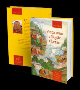 """Lansarea cărții """"Viața unui călugăr tibetan"""", în prezența Maestrului Lama Gonsar Tulku Rinpoche"""