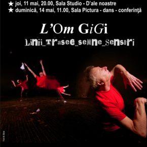 """L'Om GiGi – marele artist Gigi Căciuleanu, aniversat de  Teatrul Național """"I.L. Caragiale"""" București"""