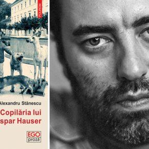 """""""Copilăria lui Kaspar Hauser"""" de Bogdan-Alexandru Stănescu: Premiul pentru Proză, în cadrul Premiilor Nepotu' lui Thoreau"""