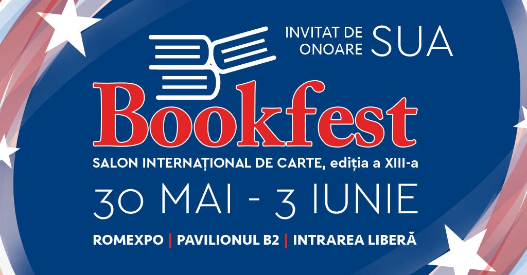Bookfest 2018: un milion de cărți, reduceri consistente, evenimente pentru copii