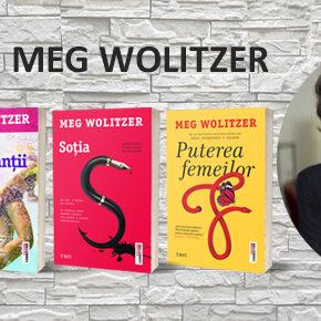 """Meg Wolitzer: """"Pentru mine cărțile sunt vitale, fie că sunt în izolare, fie că sunt liberă să merg oriunde"""""""